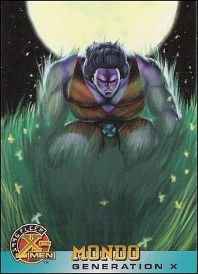 Mondo ('96 Fleer X-Men)