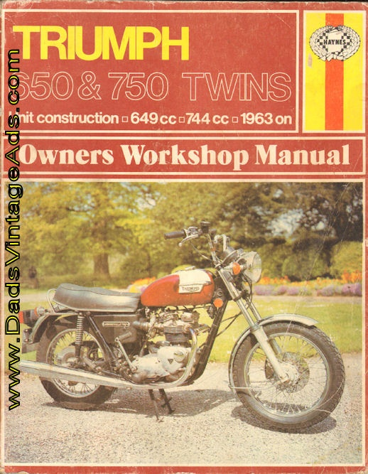 triumph thunderbird 900 owners manual