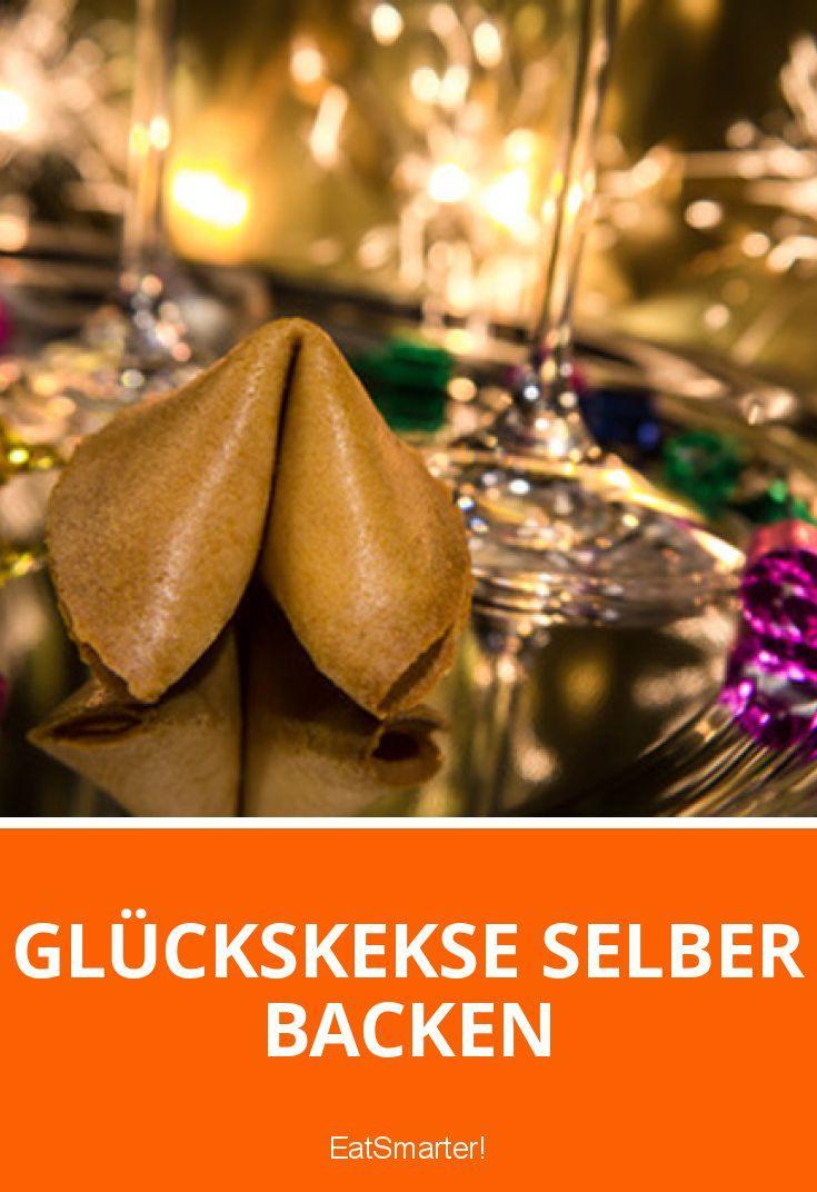 Glückskekse selber backen | eatsmarter.de