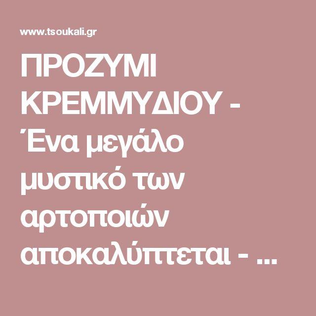 ΠΡΟΖΥΜΙ ΚΡΕΜΜΥΔΙΟΥ - Ένα μεγάλο μυστικό των αρτοποιών αποκαλύπτεται - ΣΥΝΤΑΓΕΣ ΜΑΓΕΙΡΙΚΗΣ - ΕΛΛΗΝΙΚΑ ΦΑΓΗΤΑ - GREEK FOOD AND PASTRY - ΓΛΥΚΑ www.tsoukali.gr ΕΛΛΗΝΙΚΕΣ ΣΥΝΤΑΓΕΣ ΑΡΘΡΑ ΜΑΓΕΙΡΙΚΗΣ