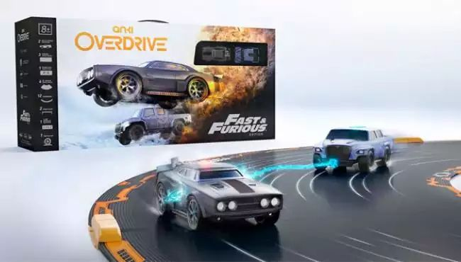 Anki Overdrive: Fast & Furious Edition Coming in Hot