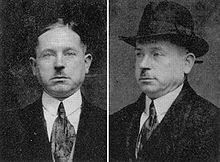 Peter Kürten (26 May 1883–2 July 1931) was a German serial killer dubbed The Vampire of Düsseldorf by the contemporary media.