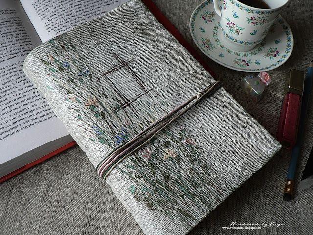 Сомкнутые веки. Выси. Облака...: Женский софтбук... цветы под твоим окном...