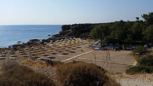 Jordan #Beach at #Kallithea, just 10km from #Faliraki #Rhodes #Rodos #Greece!!!