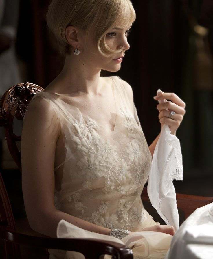 Carey Mulligan in The Great Gatsby(キャリー・マリガン)