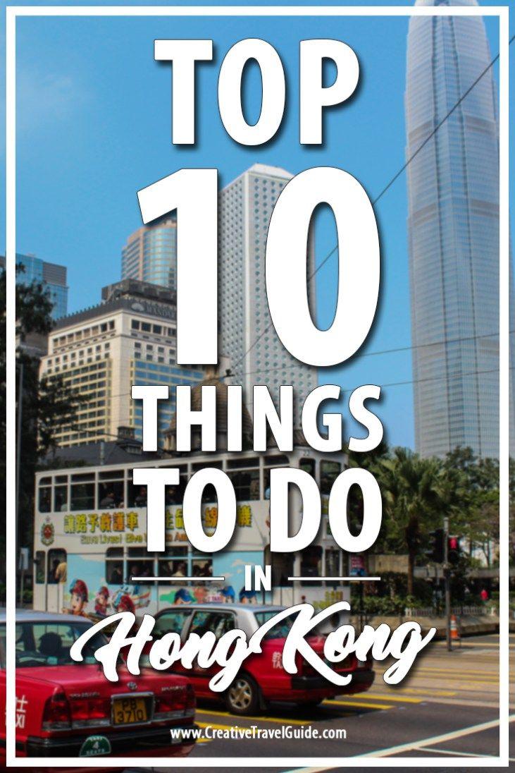 Top 10 Things To Do in Hong Kong