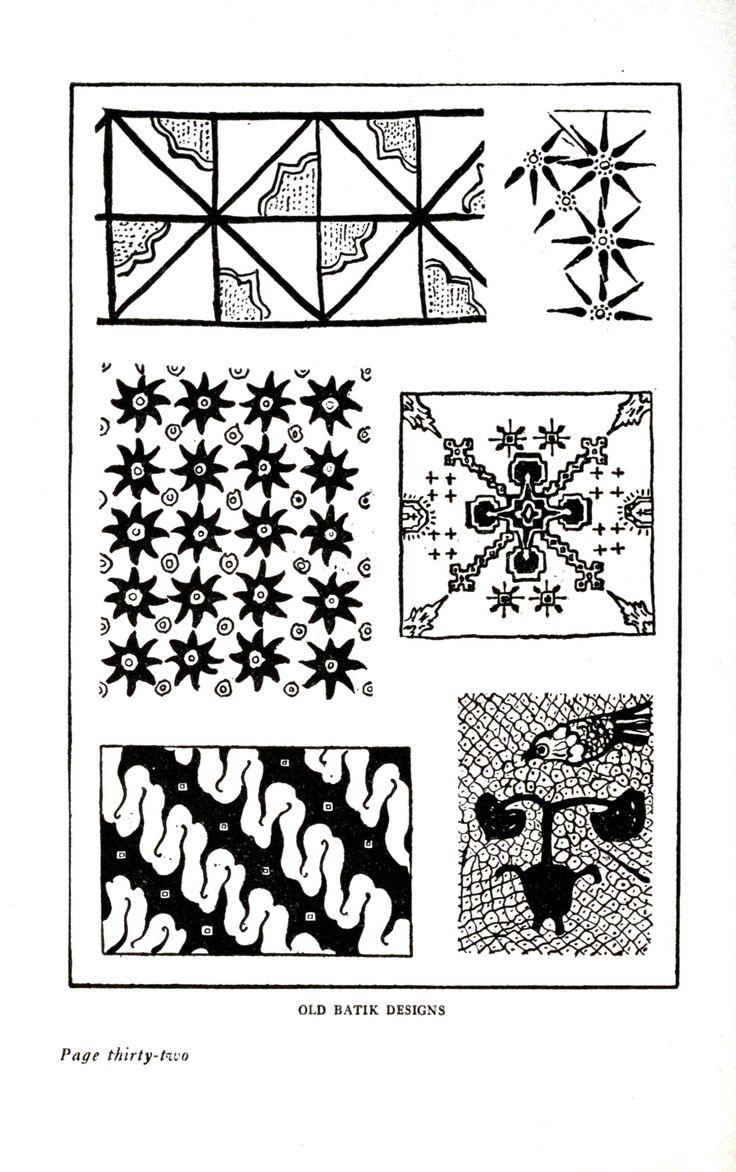 Design - Textile - Batik 10