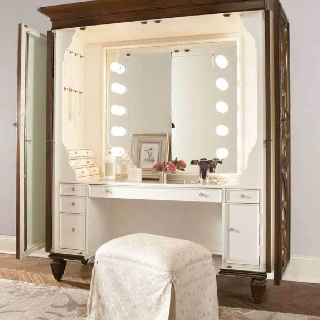 This Is A Dream Hidden Dressing Table For The Home