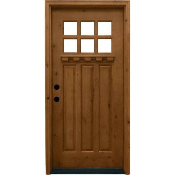 Best 25+ Craftsman front doors ideas on Pinterest | Front ...
