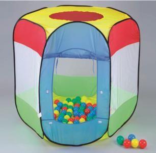 Namiot dla dzieci Suchy basen Ogród Kojec Domek