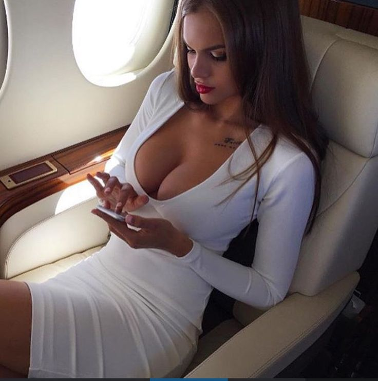 private jets and hot girls