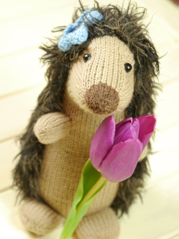Baby Hedgehog Knitting Pattern : Ah, sometimes in novembre I just want to follow the ...