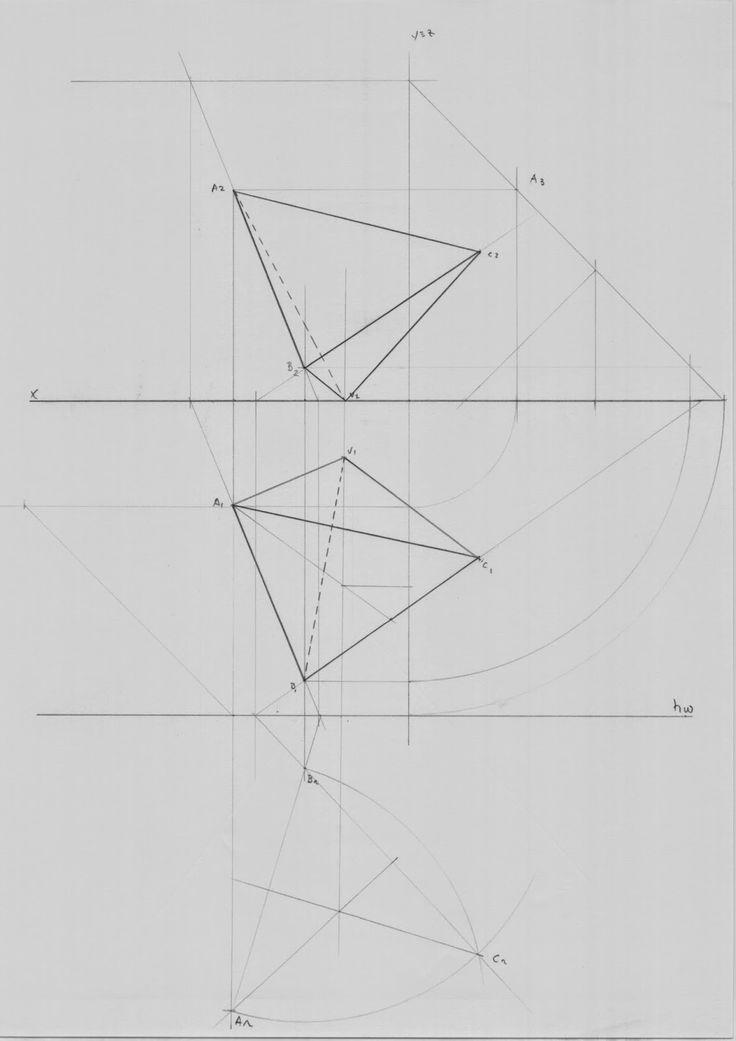 Geometria Descritiva - jpprimo: Exame 2014