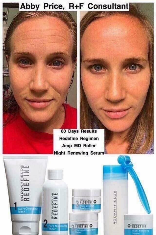 I love R+F before an afters! How amazing are these results!! REDEFINE regimen with the AMP MD roller & Night Renewing Serum! #rodanandfieldsaustralia #antiagingproducts #skincarethatworks #nomorewrinkles #picturesspeakforthemselves #rodanandfields
