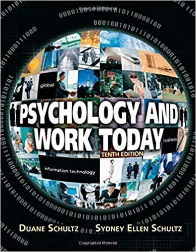 14 best psychology images on pinterest test bank for psychology and work today 10th edition by duane schultz sydney ellen schultz fandeluxe Image collections