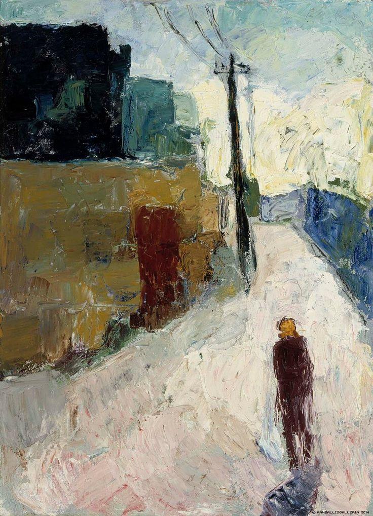 Elga Sesemann - Katu, 1945