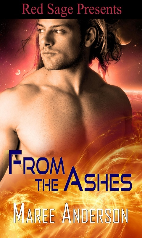 From The Ashes  http://www.mareeanderson.com/books