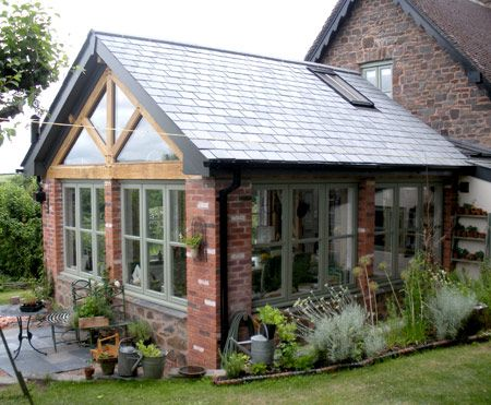 cottage kitchen extension - Google Search