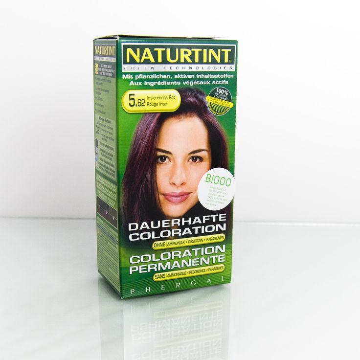 Naturtint Barva na vlasy 5.62 irisová červená 165 ml