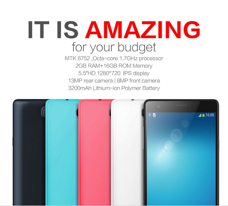 Mlais M52 Red Note is the phone which supports 4G FDD-LTE:800/1800/2100/2600; 3G:WCDMA:850/900/1900/2100MHz; 2G:GSM 850/900/1800/1900MHz. It comes with 5.5-inch HD IPS OGS Full lamination technology capacitive touch screen with 1280*720 pixels. The phone is equipped with Android 5.0 MTK6752 operating system that you can unload  many apps.