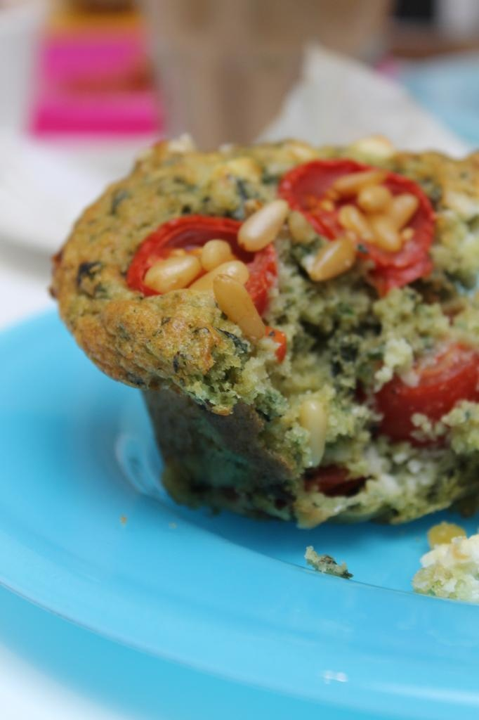 Savory  muffin - Ottolenghi