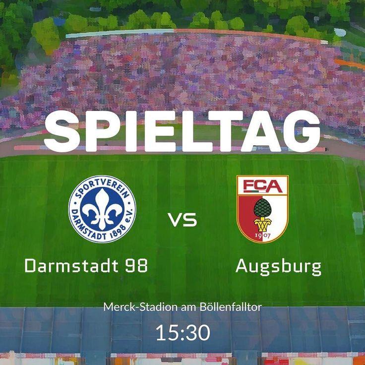 Auf gehts AUGSBURG!!!!  Eure Tipps für heute? . #augsburg #fca #augsburgerjungs #fcaugsburg #fcaugsburg1907 #rotgruenweiß #d98fca #darmstadt #darmstadt98 #bundesliga #fussball #instasport #soccer #germany #bayern #schwaben #auswärtssieg