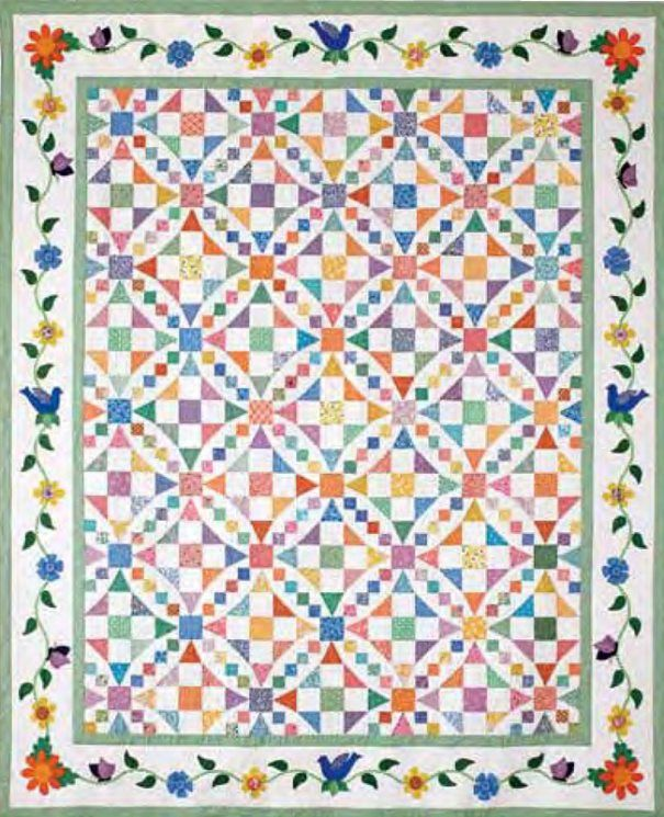 Fons Porter Free Quilt Patterns Awesome Ideas 3 An Interlocking