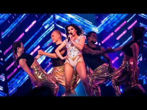 Eurovision Song Contest 2016, Part 2, Finland / Uuden Musiikin Kilpailu ...