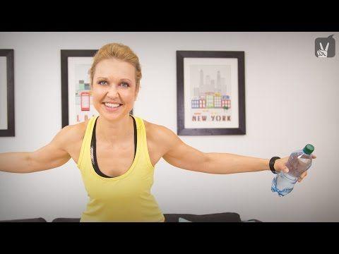 Fit in 4 Wochen Fitness Programm mit Hannah Fühler – Woche 1 von 4 - YouTube