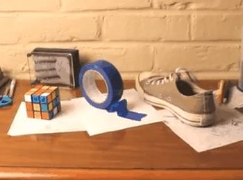 VIDEO: These anamorphic illusions will absolutely blow your mind!...