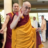 His Holiness the 14th Dalai Lama, Tenzin Gyatso, is the spiritual leader of Tibet