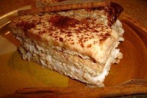 Prajitura cu iaurt si biscuiti - Culinar.ro