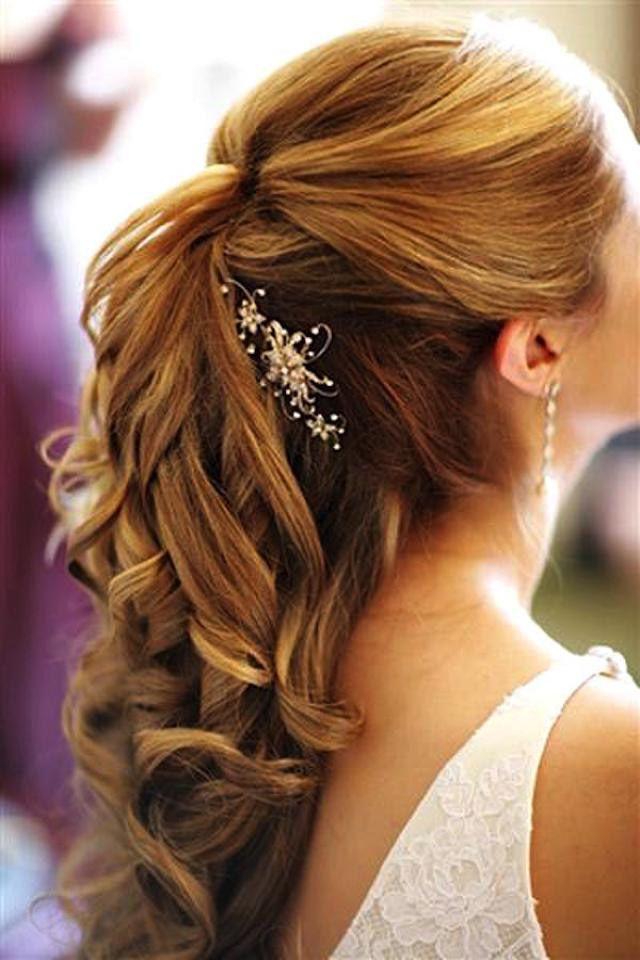 M 225 s de 1000 im 225 genes sobre wedding hair en pinterest pelo suelto