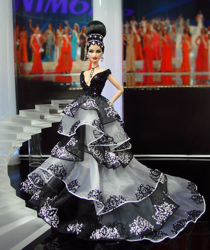 Barbie Miss Illinois 2013