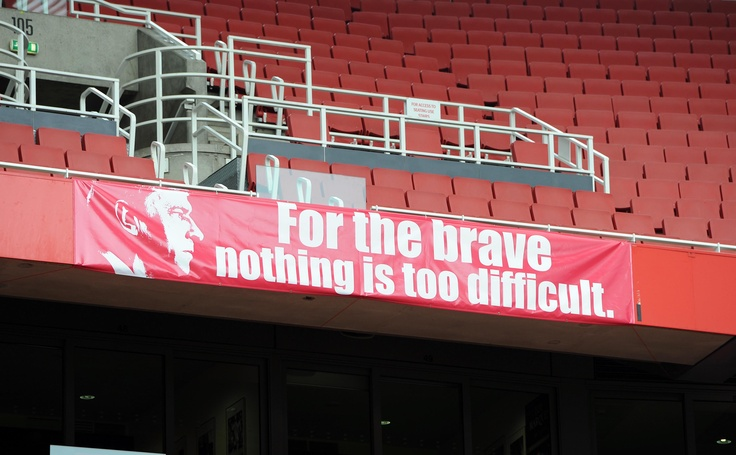 #Arsenal #Banners