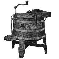 Lavadora Maytag 1907