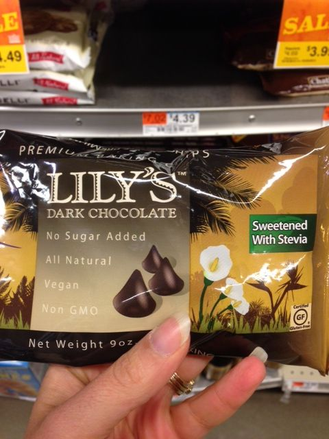Lily S Dark Chocolate Whole Foods