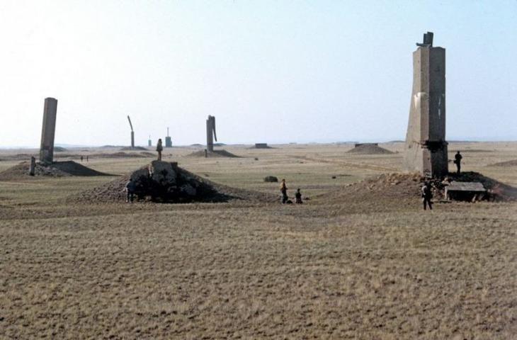 5 заброшенных советских суперобъектов