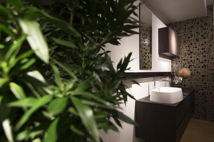 Scavolini SoHo Gallery, NewYork   #Bathrooms   #MadeInItaly