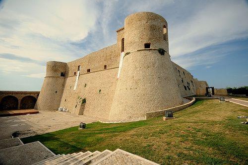 Ortona a Mare: castello Aragonese, Abruzzo