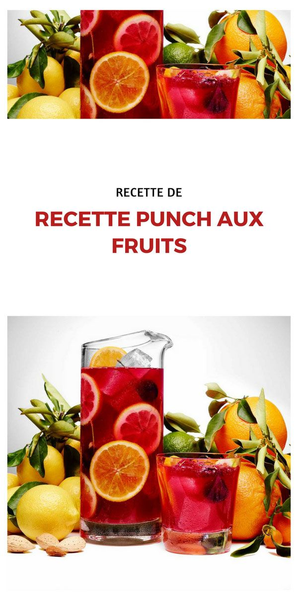 #punch #fruits