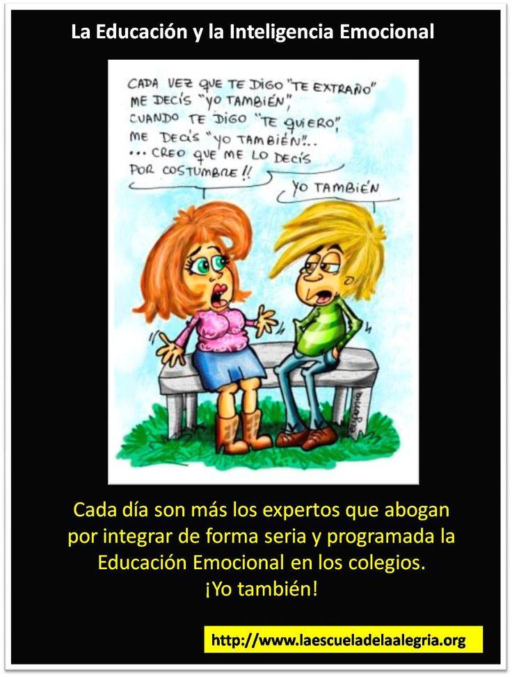 """EDUCANDO QUE ES GERUNDIO COLECCIÓN DE IMÁGENES """"POR UNA EDUCACIÓN MENOS CHISTOSA"""" TEMA: LA EDUCACIÓN Y LA INTELIGENCIA EMOCIONAL  ESCUELA DE LA ALEGRÍA. EDUCAMOS PARA LA VIDA, POR UNA NUEVA EDUCACIÓN.  http://www.escueladelaalegria.com/"""
