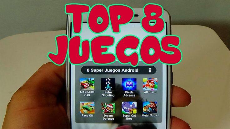 Los mejores JUEGOS para Android 2017