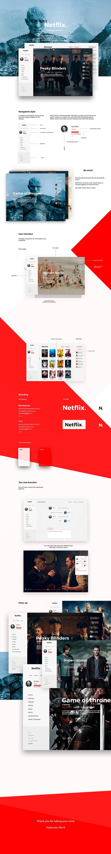 Web Layout  Ui Inspiration  Ux Design  Flat Design  Ui Ux  Netflix  User  Interface  Interface Design  Real Life. 30 best D E S I G N   U I images on Pinterest   Website designs