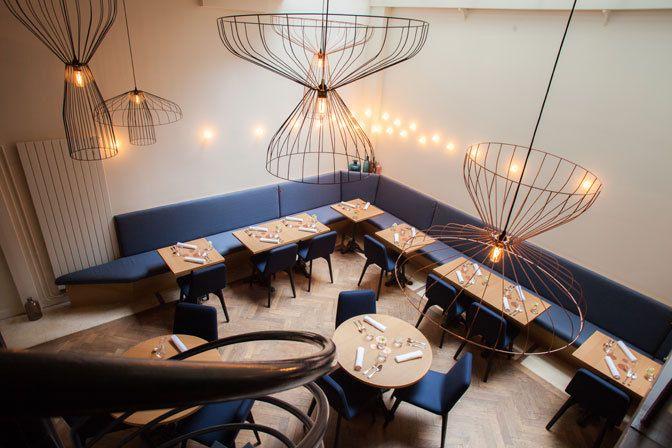 109 best plans restau images on pinterest diners for Porte 12 fooding