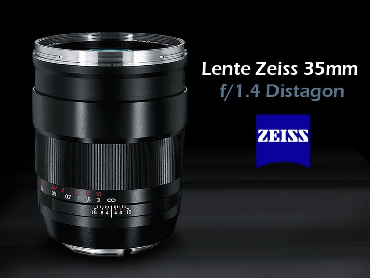 Carl Zeiss ZE Distagon T* 35 mm f/1.4