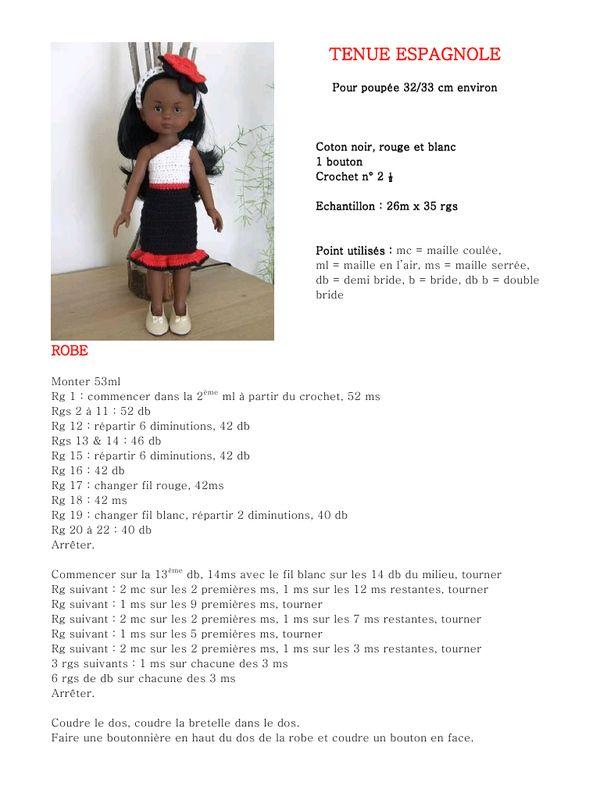 Aperçu TENUE ESPAGNOLE.pdf - Page 1/2