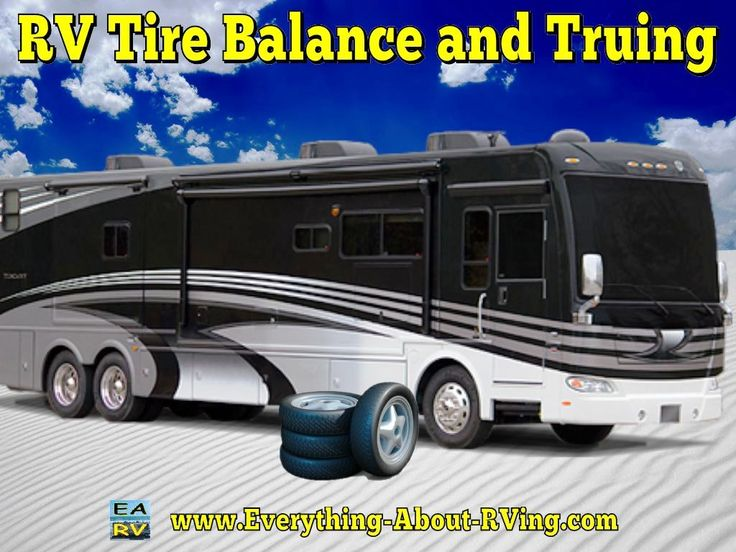 Have you ever had your RV's tires balanced but were not totally satisfied with the outcome? It can become a... Read More: http://www.everything-about-rving.com/rv-tire-balance-and-truing.html  Happy RVing! #rving #rv #camping #leisure #outdoors