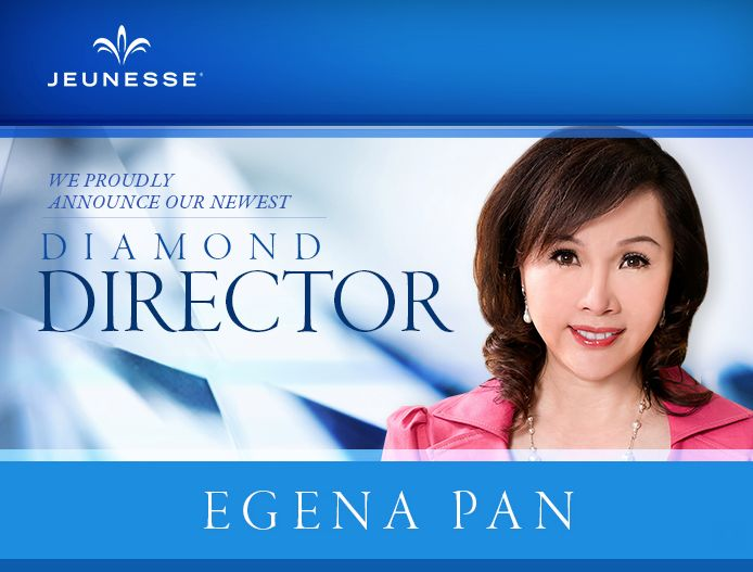 """From having nothing to having everything... Jeunesse has totally changed my life."" Read more about Egena here --> http://www.jeunesseglobal.com/vw.aspx?id=7488"