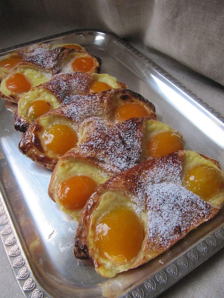 La cuisine d'ici et d'ISCA: Oranais à la pâte levée feuilletée